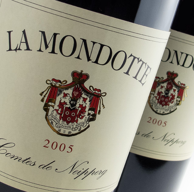 View All Wines from La Mondotte
