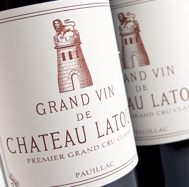 View All Wines from Latour