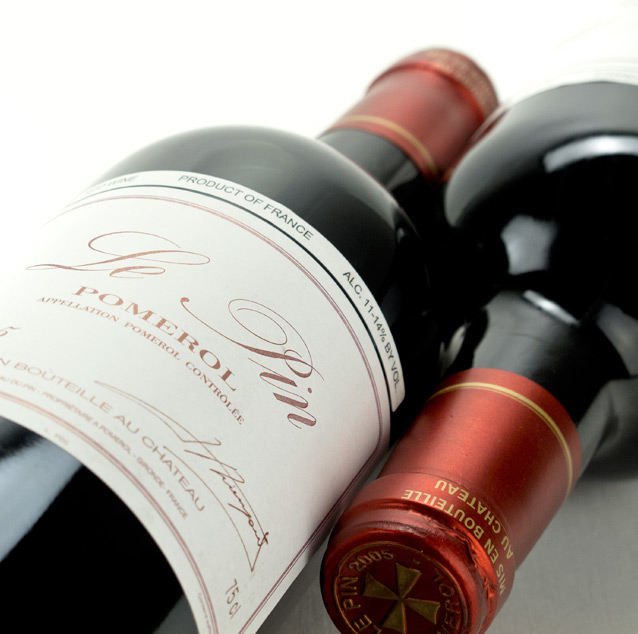 View All Wines from Le Pin
