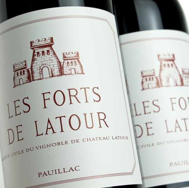 View All Wines from Les Forts de Latour