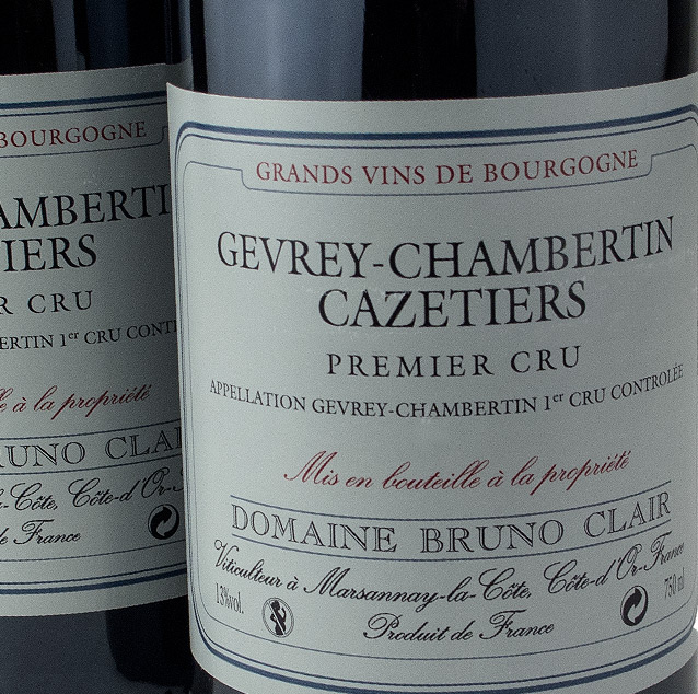 View All Wines from Clair, Bruno
