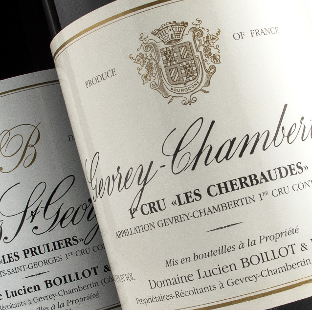 View All Wines from Boillot, Lucien