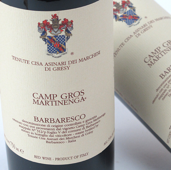 View All Wines from Marchesi di Gresy