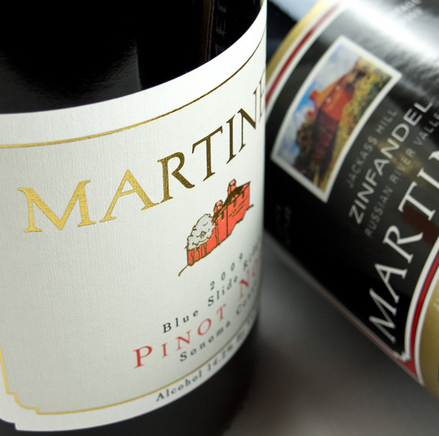 View All Wines from Martinelli