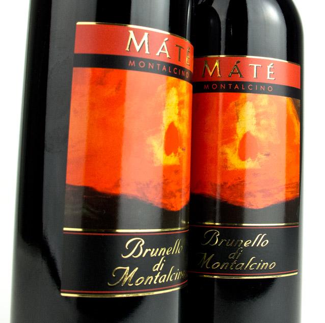 Máté Brunello di Montalcino 2004 | Szomjas Gödény blogja