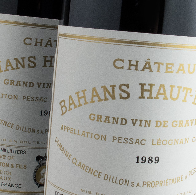 View All Wines from Bahans Haut Brion