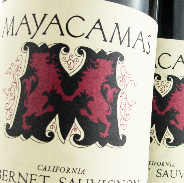 View All Wines from Mayacamas