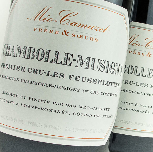 Meo Camuzet Frere Amp Soeurs Benchmark Wine Group