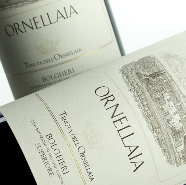 View All Wines from Ornellaia