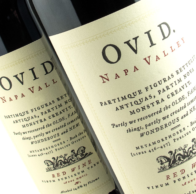View All Wines from Ovid