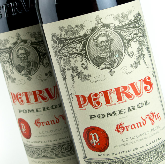 View All Wines from Petrus