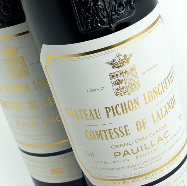 View All Wines from Pichon Lalande