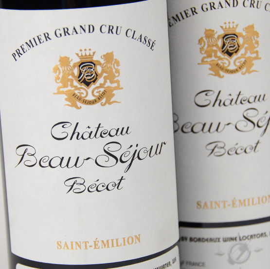 View All Wines from Beausejour Becot