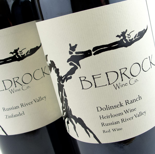 View Wines from Bedrock Wine Company