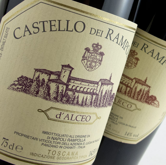 View All Wines from Castello dei Rampolla
