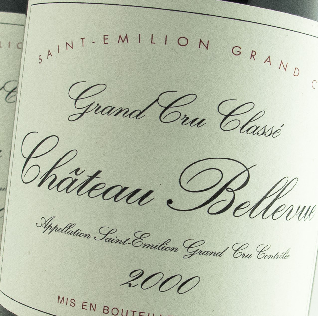 View All Wines from Bellevue