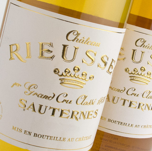 View All Wines from Rieussec