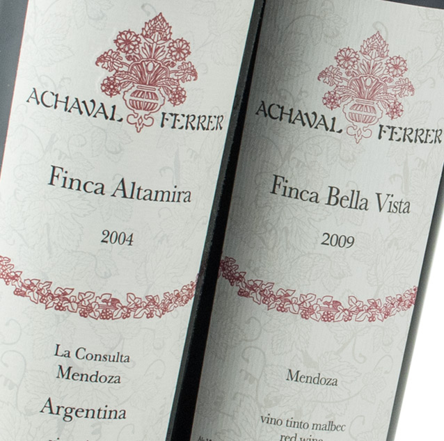 View All Wines from Achaval Ferrer