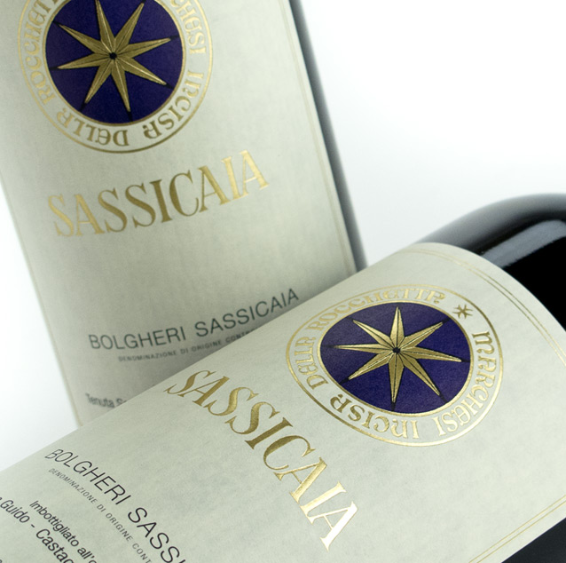View All Wines from Sassicaia