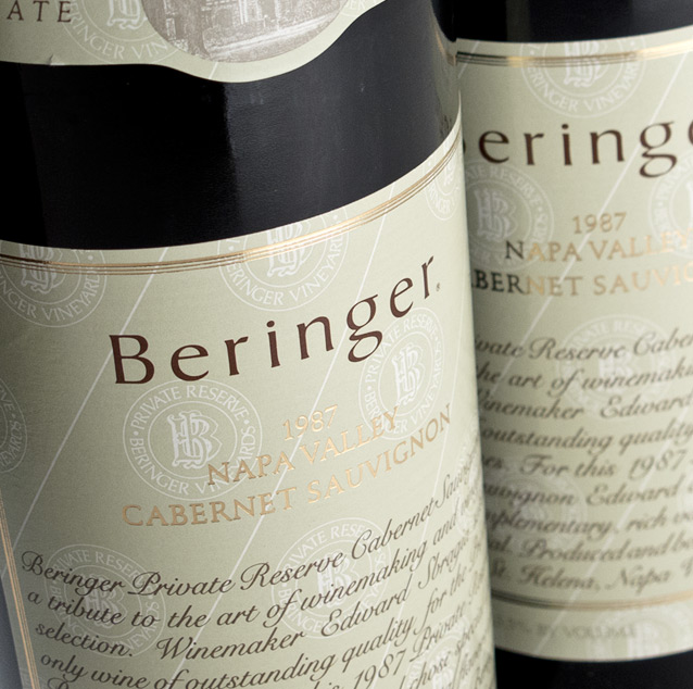 View All Wines from Beringer Vineyards