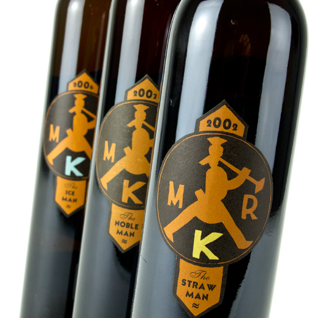 View All Wines from Mr. K