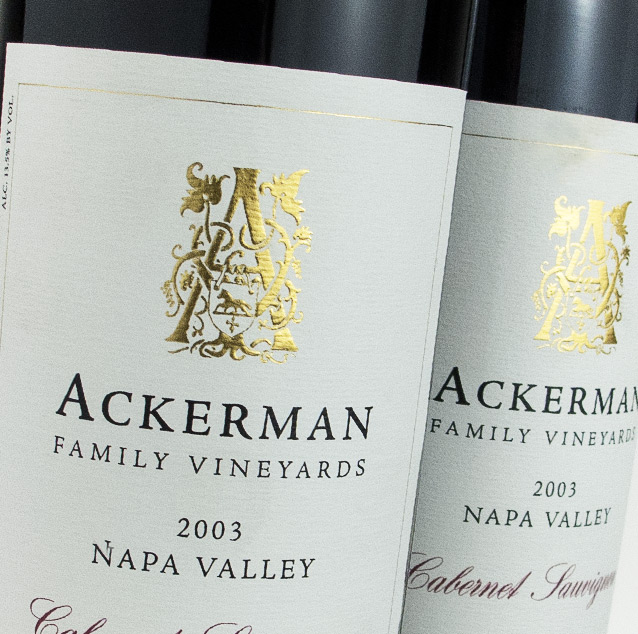 View All Wines from Ackerman Family Vineyards
