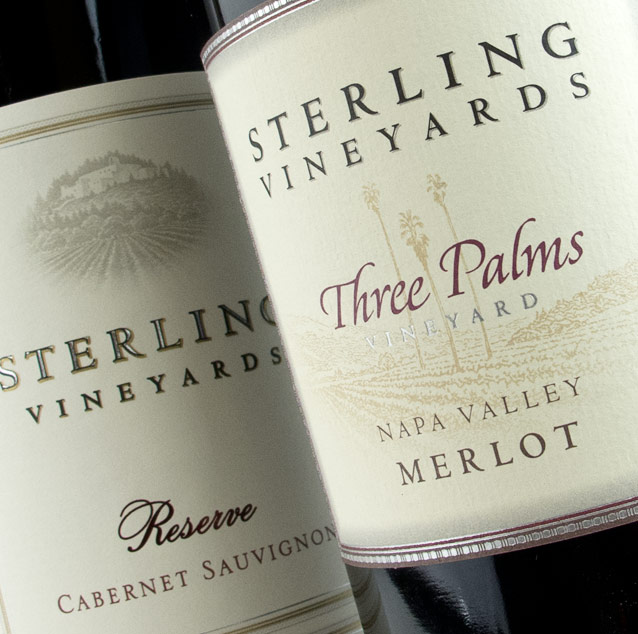View All Wines from Sterling Vineyards