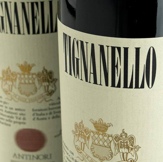 View All Wines from Tignanello