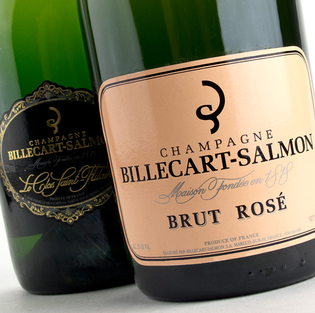 View Wines from Billecart Salmon