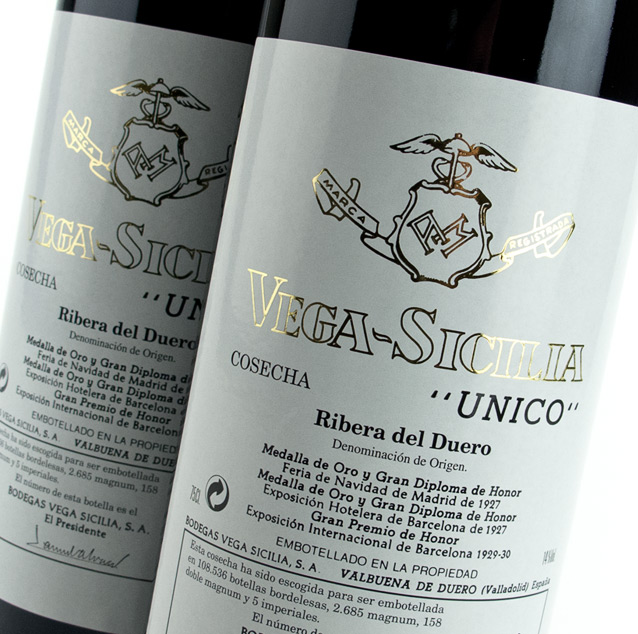 View All Wines from Vega Sicilia