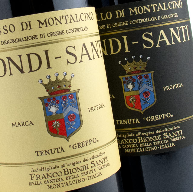 View All Wines from Biondi Santi