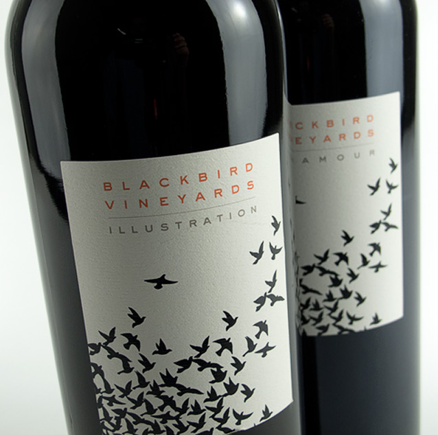 View All Wines from Blackbird Vineyards