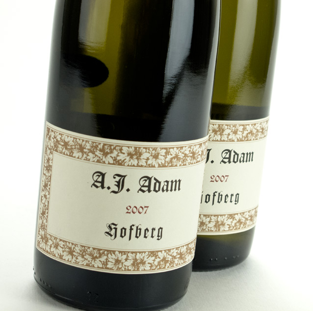 View All Wines from Adam, A.J.