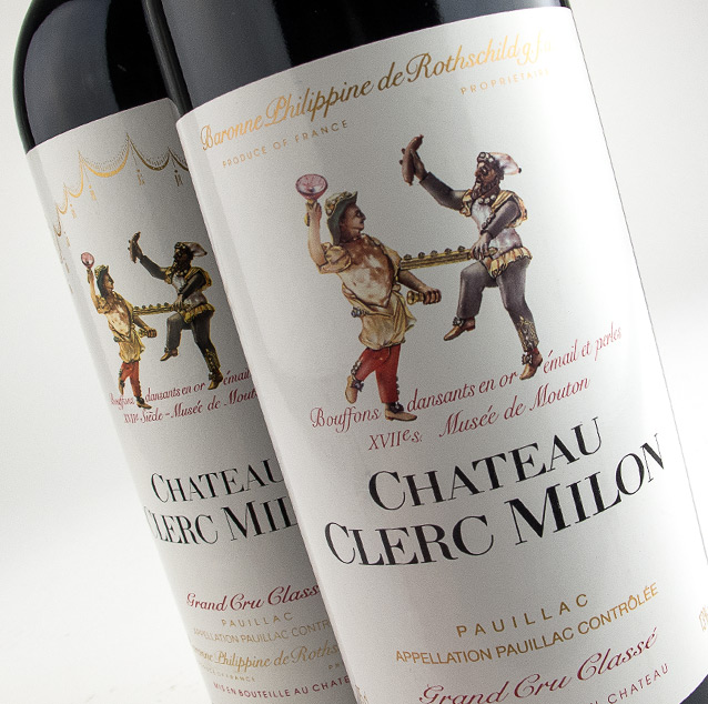 View All Wines from Clerc Milon