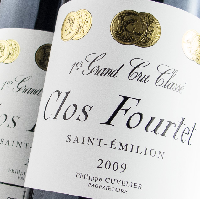 View All Wines from Clos Fourtet