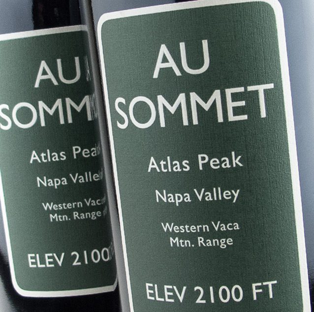 View All Wines from Au Sommet