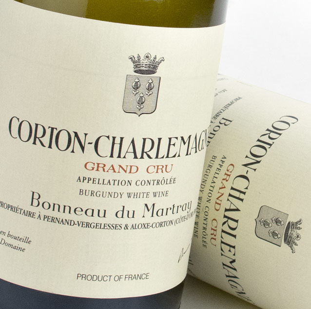 View All Wines from Bonneau du Martray