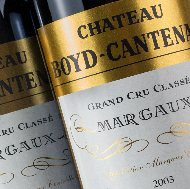 View Wines from Boyd Cantenac