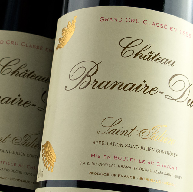 View Wines from Branaire (Duluc Ducru)