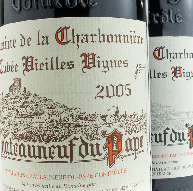 View All Wines from Charbonniere, Domaine de