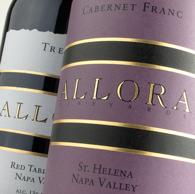 View All Wines from Allora Vineyards