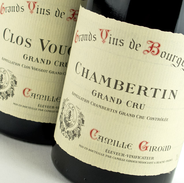 View All Wines from Giroud, Camille