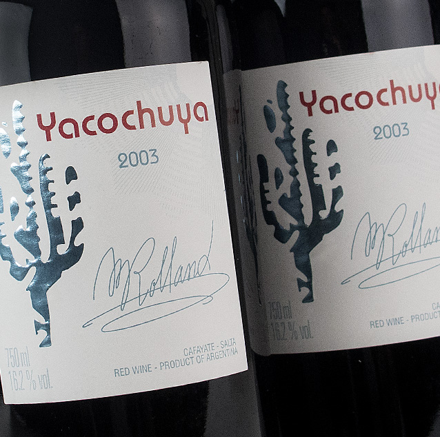 View All Wines from Yacochuya