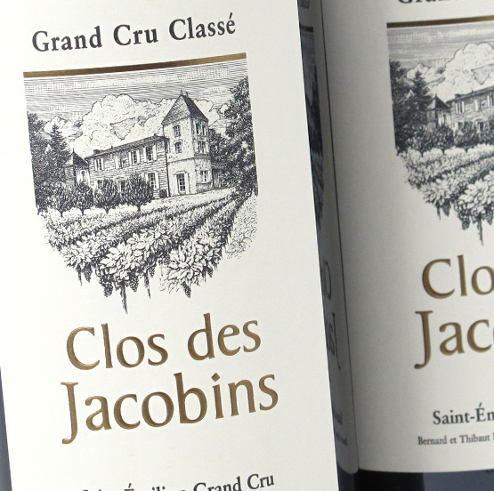 View All Wines from Clos des Jacobins