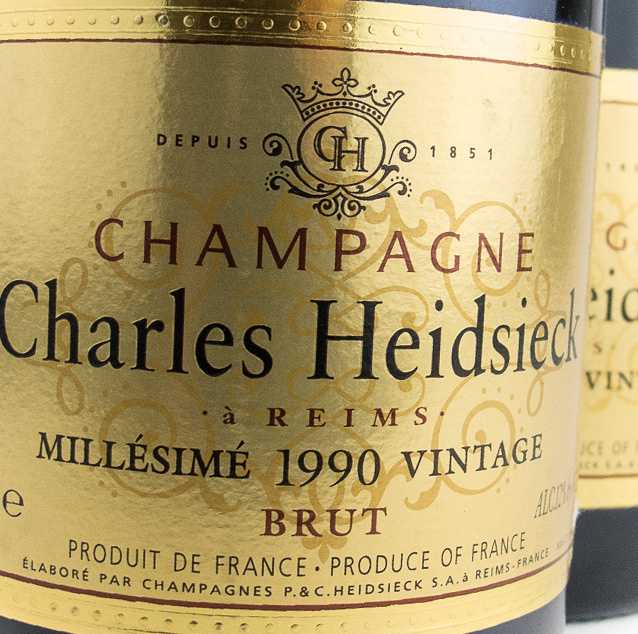 View All Wines from Heidsieck, Charles
