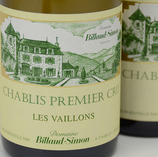 View All Wines from Billaud Simon