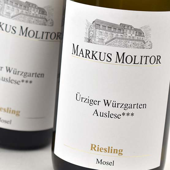 View All Wines from Molitor, Markus