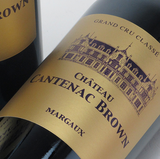 View All Wines from Cantenac Brown