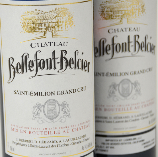 View All Wines from Bellefont Belcier