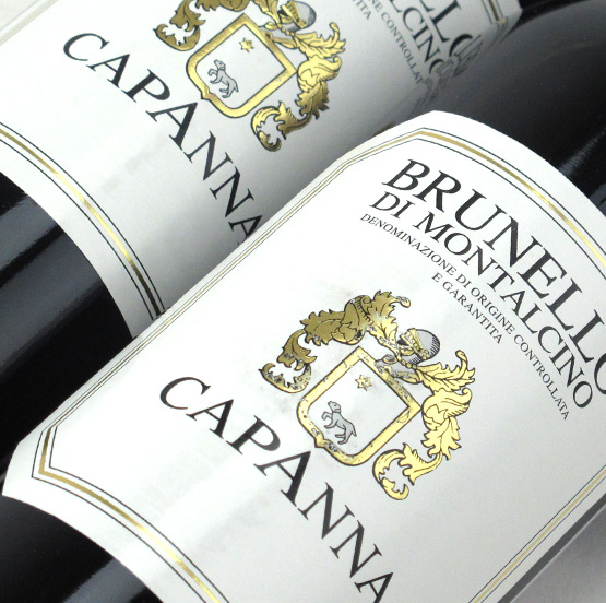 View All Wines from Capanna
